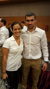 With Mathew Ryan at the SOF-Peter Lim Scholarship Awards